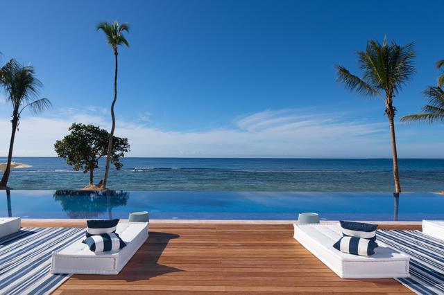 画像: カリブ海を眺めながら、心と体が癒されます