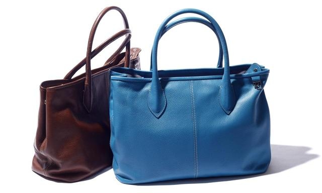 画像: プレゼント製品はブルーのバッグ