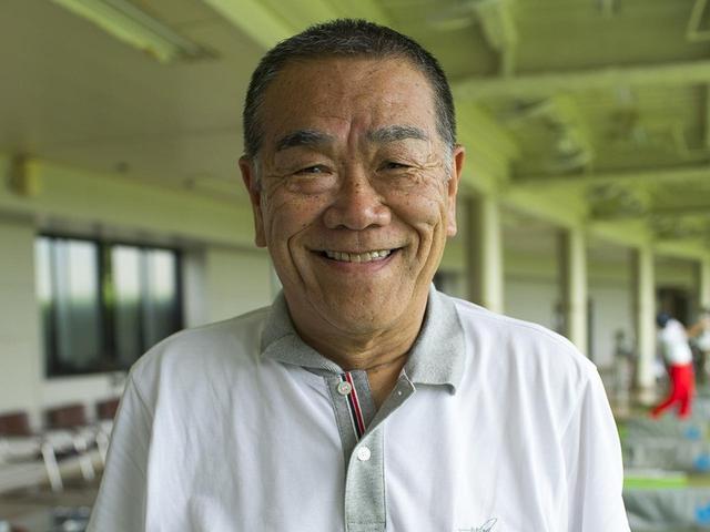 画像: 【教わる人】 平瀬勝久さん。68歳。ゴルフ歴38年。HC23