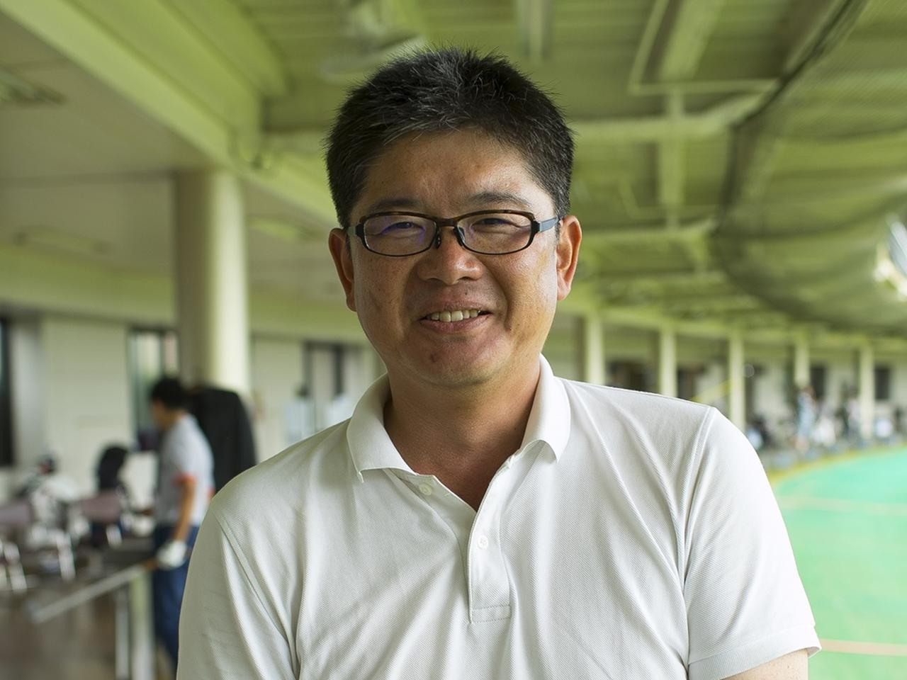 画像: 【教わる人】川島浩治さん 50歳。ゴルフ歴30年 HC26