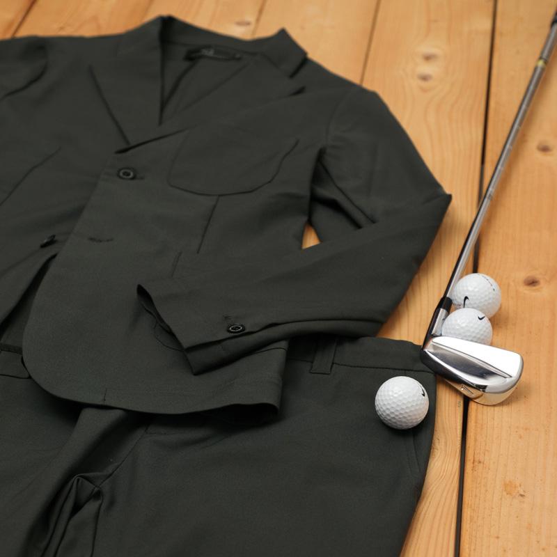 画像: 薄手で軽量の素材を採用。動きやすいく快適。洗濯可能でお手入れラクです!