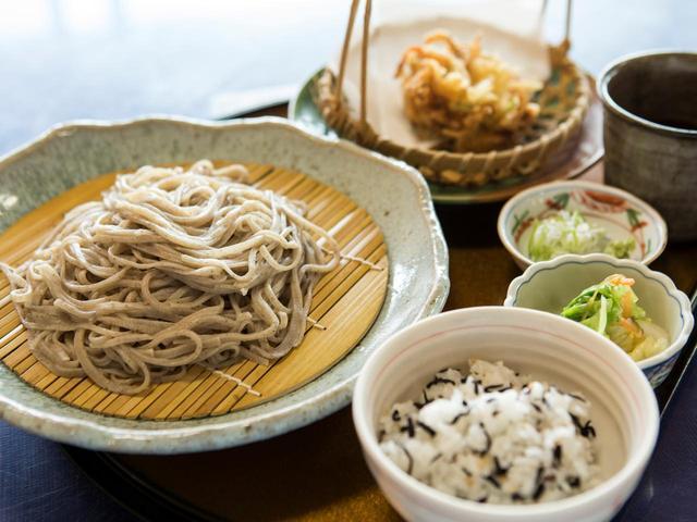 画像: JGM宇都宮ゴルフクラブで味わう風味豊かな「地粉蕎麦」