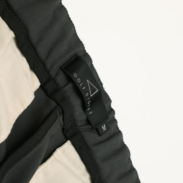 画像: パンツも、オリジナルネームタグ入り。
