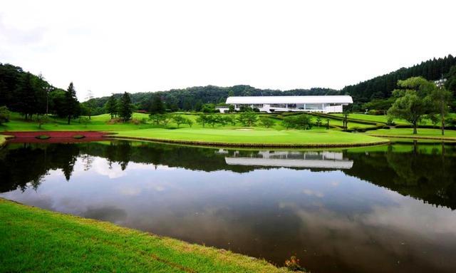 画像: 名手L・トレビノ設計、池が随所に絡むサンレイクCC