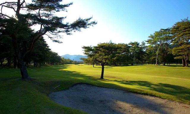 画像: 昭和34年開場、栃木県で3番目に歴史のある鬼怒川CC。アップダウンが少なく、黒松などの樹木でセパレートされた林間コース