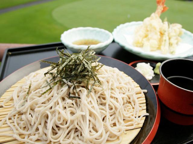 画像: ザ・ナショナルカントリークラブ埼玉で味わう「楓庵」の直伝そば