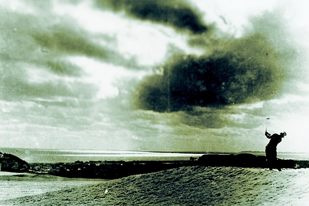 画像: 戦前は樹木が少なく太平洋が眺められた