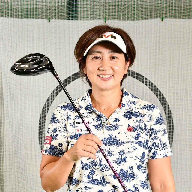 画像: 【指導】 齊藤かおり 飛距離342ヤードの日本記録をもつドラコンクイーンであり、ゴルフの指導者。多くの人に飛ばしの力を伝授。ETGSインストラクター