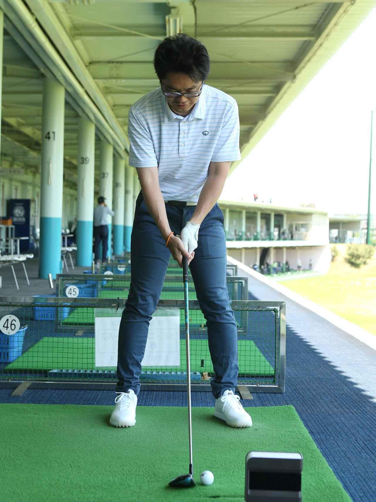 画像: 【試打テスト】小倉勇人 ギアの分析力に長けるゴルフフィールズ ユニオンゴルフ店の店長兼クラフトマン