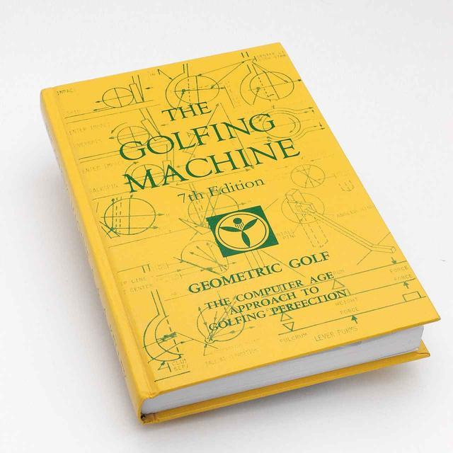 画像: 【スウィング研究】デシャンボーの教科書。「ゴルフィングマシーン」とは!?