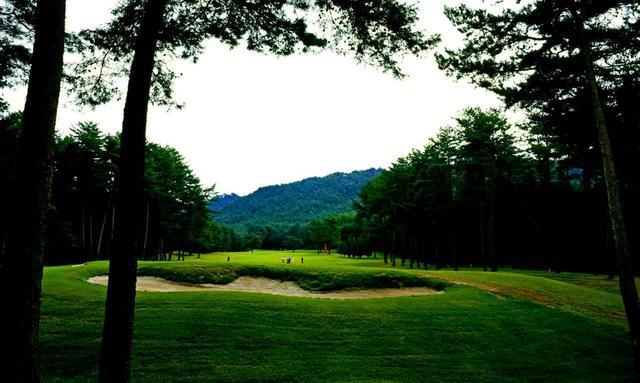 画像: 3日目は広島カンツリー倶楽部西条コースでプレー