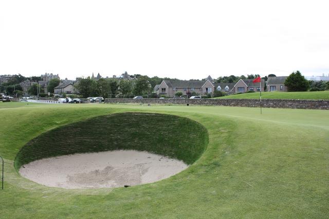 画像2: 【ゴルフ場クイズ】神が創った18ホール。聖地セントアンドリュース「18の謎」を解く! カミングイン篇