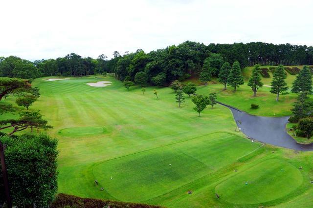 画像: 桃園コース1番(187ヤード、パー3)。LPGAスタンレーレディスでは10番。距離が長いパー3は左サイドから攻めるのが定石か