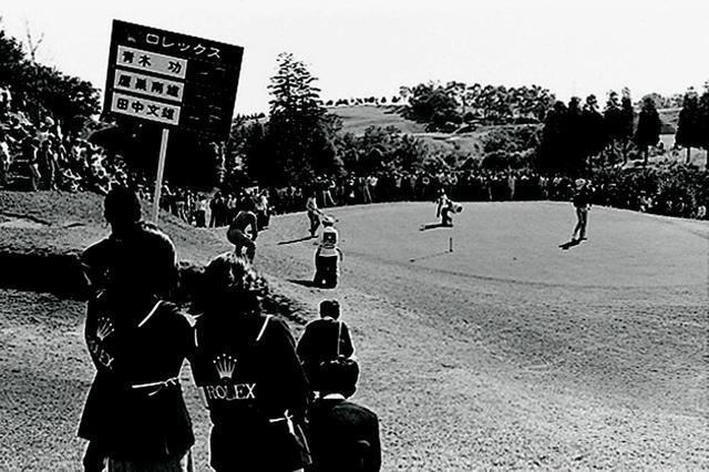 画像: 昭和43年から5年間ロレックス競技を開催