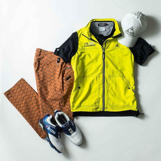 画像10: 【プレゼント】重ね着の季節がやってきた。秋の定番スタイル「ベスト」を各1名様に!!