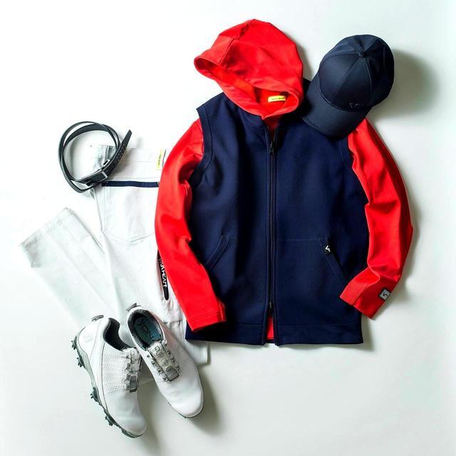 画像5: 【プレゼント】重ね着の季節がやってきた。秋の定番スタイル「ベスト」を各1名様に!!