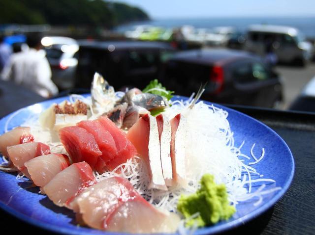 画像: 右に出る鮮度なし!地魚を食べに行こう