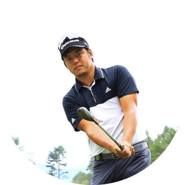 画像: 幡地隆寛プロ 1993年広島県生まれ。初優勝が期待される若手のひとり。カレドニアンゴルフ所属
