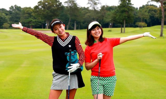 画像: 25那須ゴルフガーデンにて、いよいよプレースタート