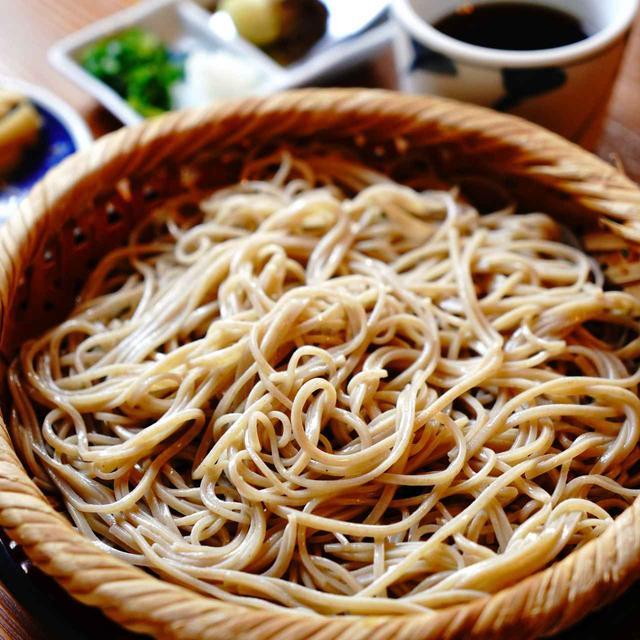 画像: 【立ち寄りグルメ】地元産の新蕎麦は10月下旬から提供します!