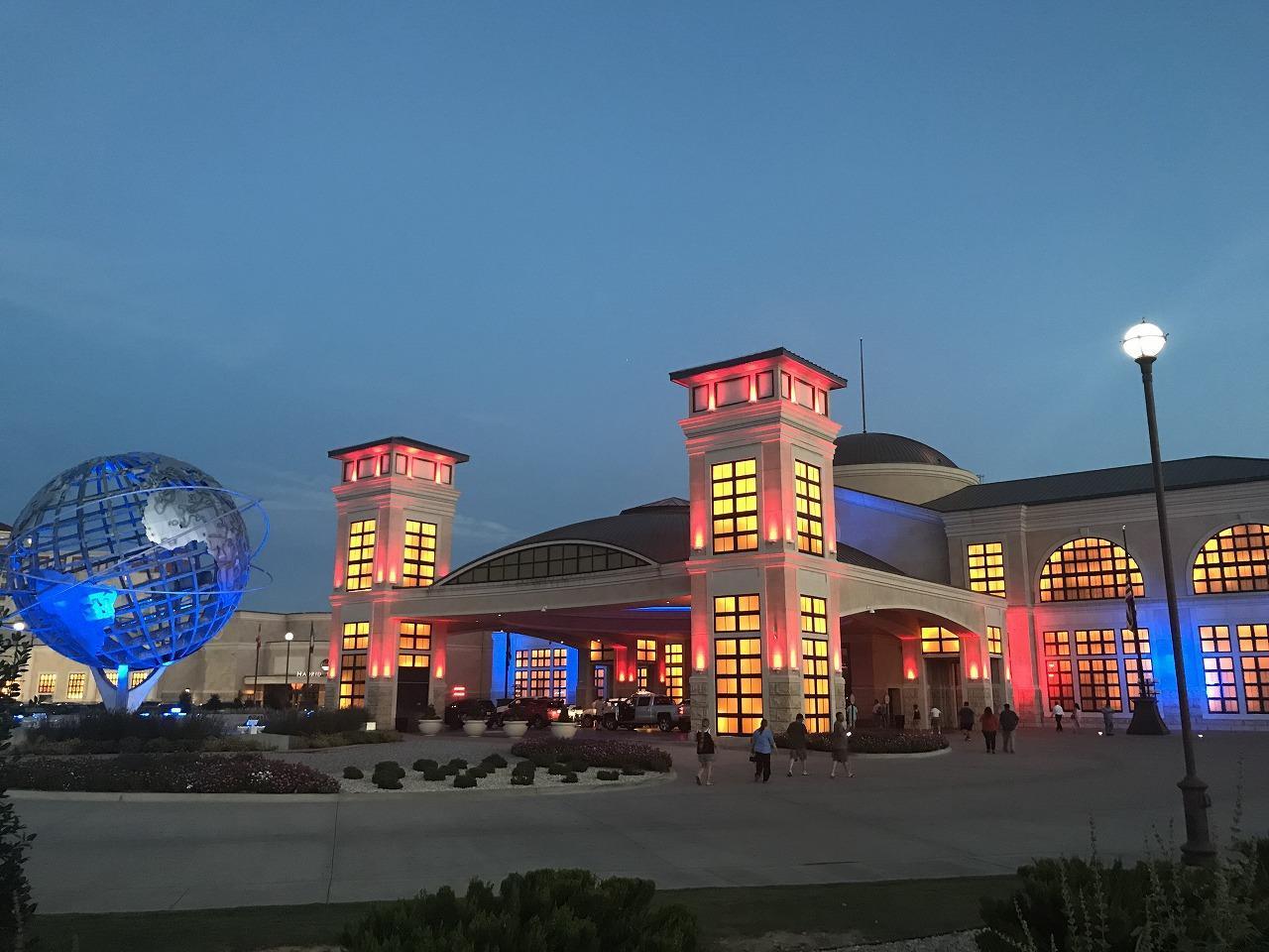 画像: [WinStar World Casino & Resort ] Casino エントランス