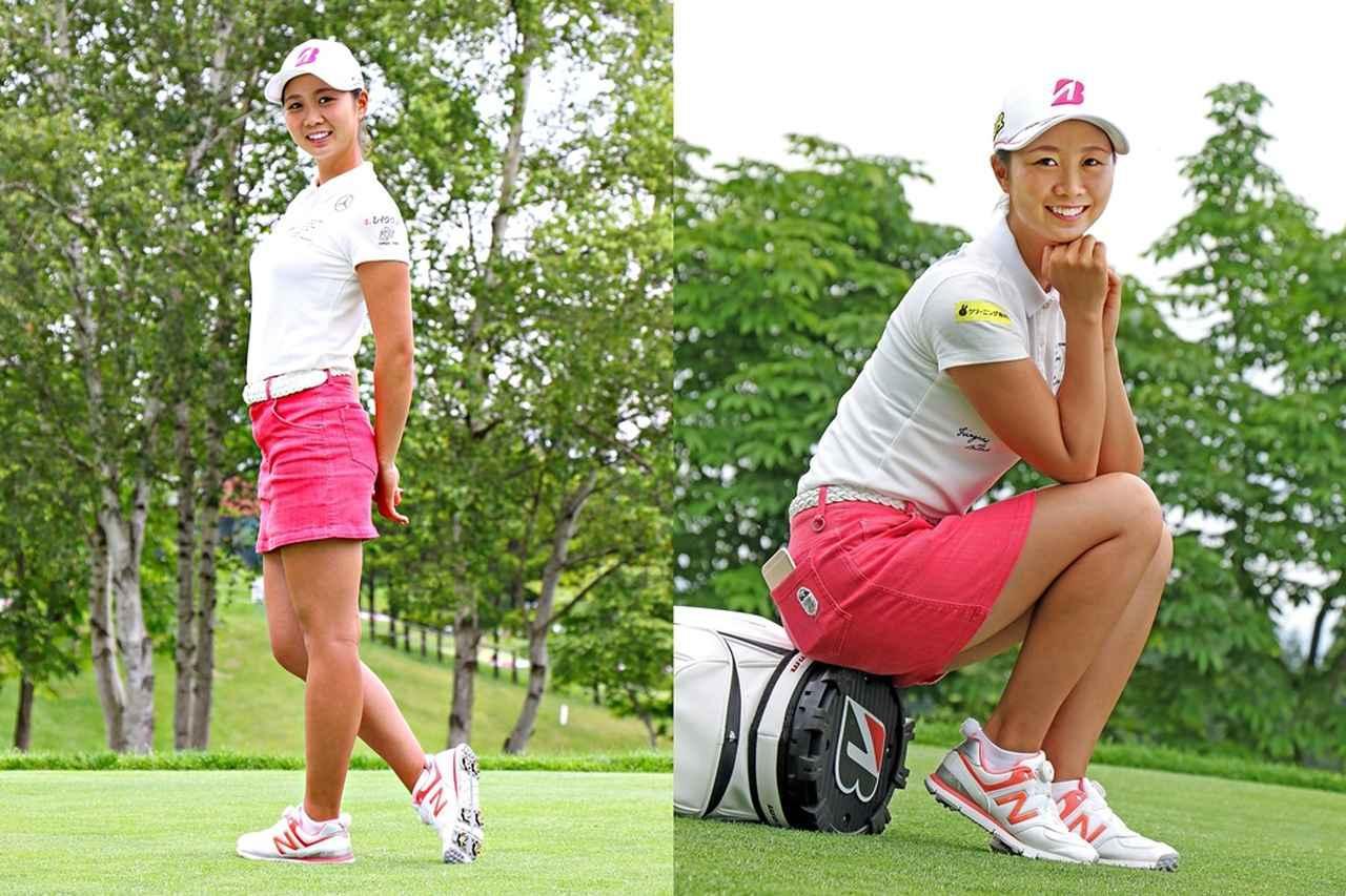画像: 前半戦は我慢のゴルフでした。後半戦は攻めるゴルフにトライしたい!