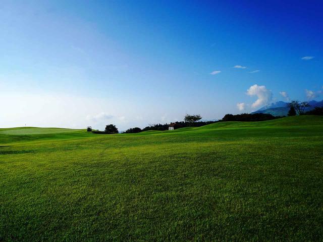 画像: 大分最古のコース、別府ゴルフ倶楽部