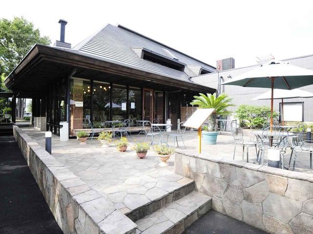 画像: 天気がいい日はテラス席を利用したいレストラン