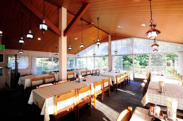 画像: レストラン