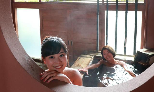 画像: 肌にやさしい温泉です