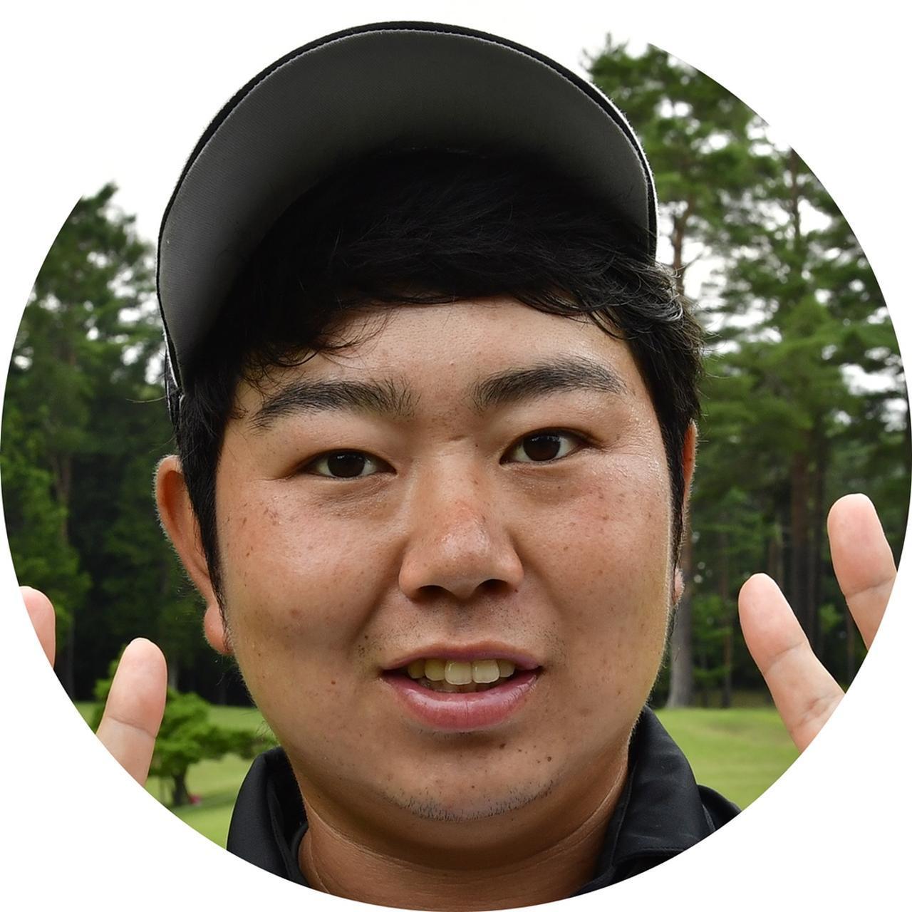 画像: 指のマメはともかく、親指が変形してしまったという、古田幸希プロ