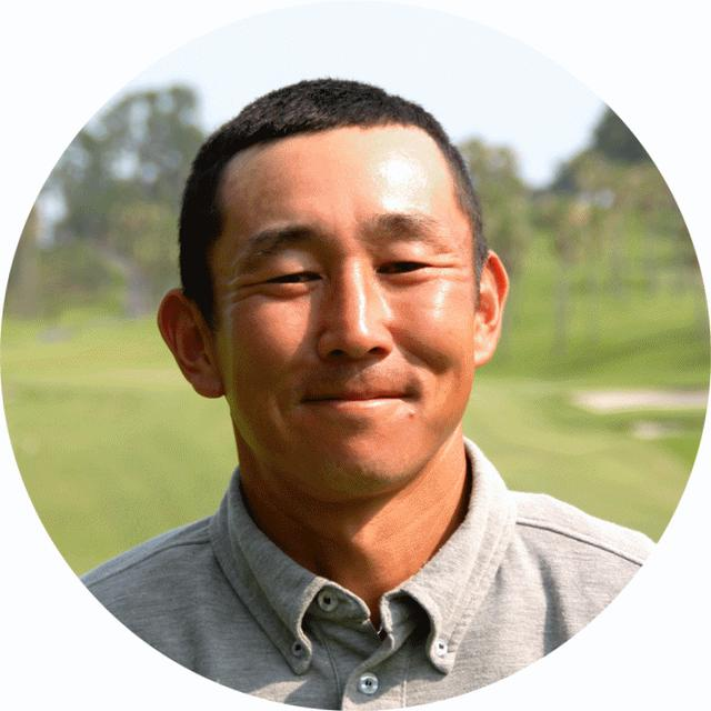 画像: 濱崎大輔さん (36歳) グリーンキーパー