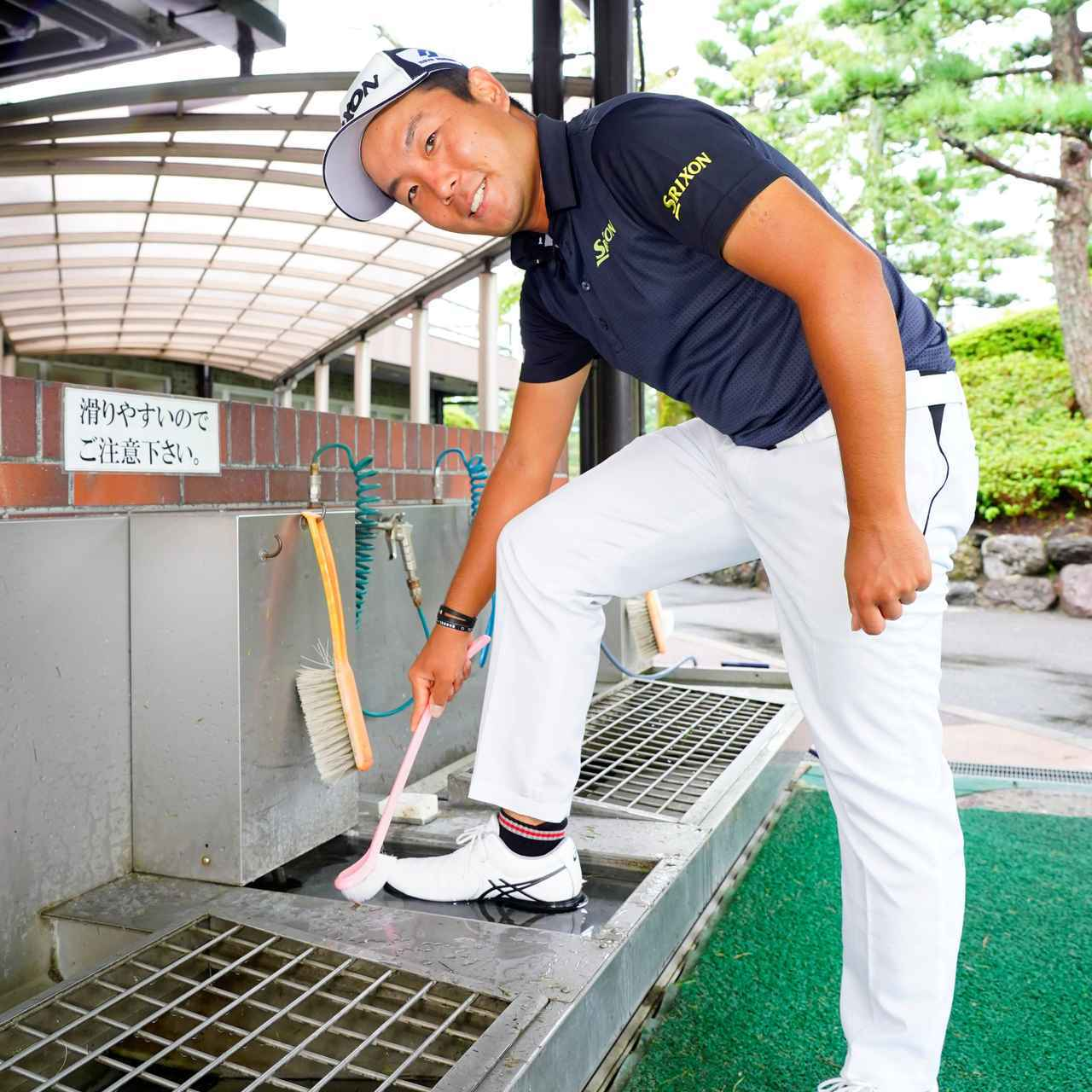画像: 日本オープンゴルフ選手権2018で見事ツアー初勝利を挙げた稲森佑貴プロも「名古屋地区のゴルフ場でしか見たことないですね」とのこと