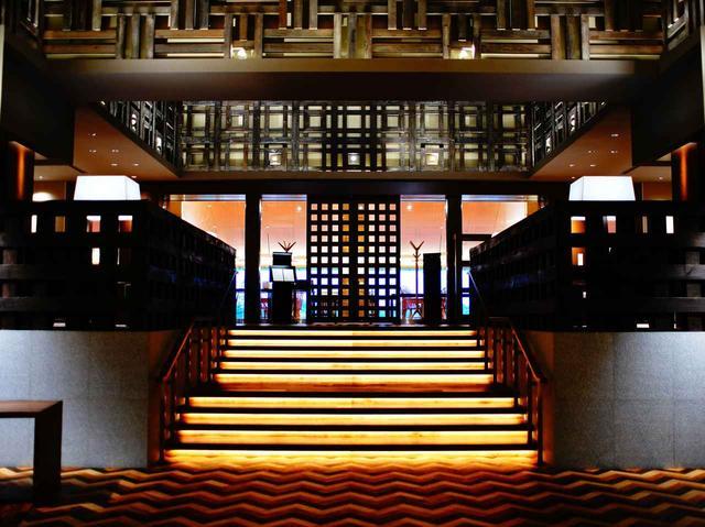 画像: クラブハウスは国内外の超高級ホテルを数多く手がけてきた杉本貴志設計