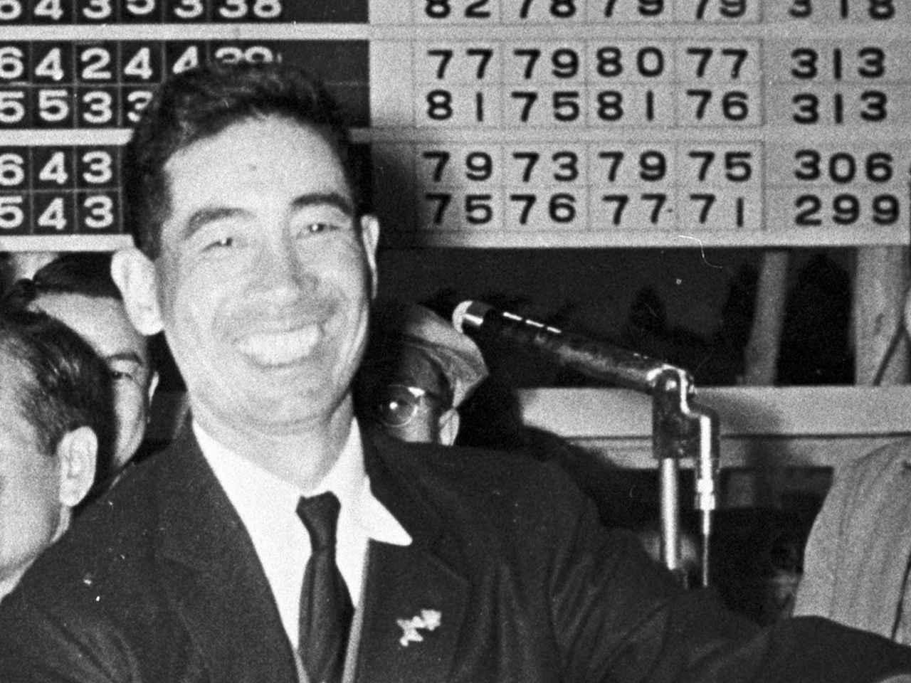画像: 小野光一プロ 1919年生まれ、2000年没。程ヶ谷CC所属。初優勝は49年の関東プロ。51年から1年おきに日本オープンを3度制覇。古の名手