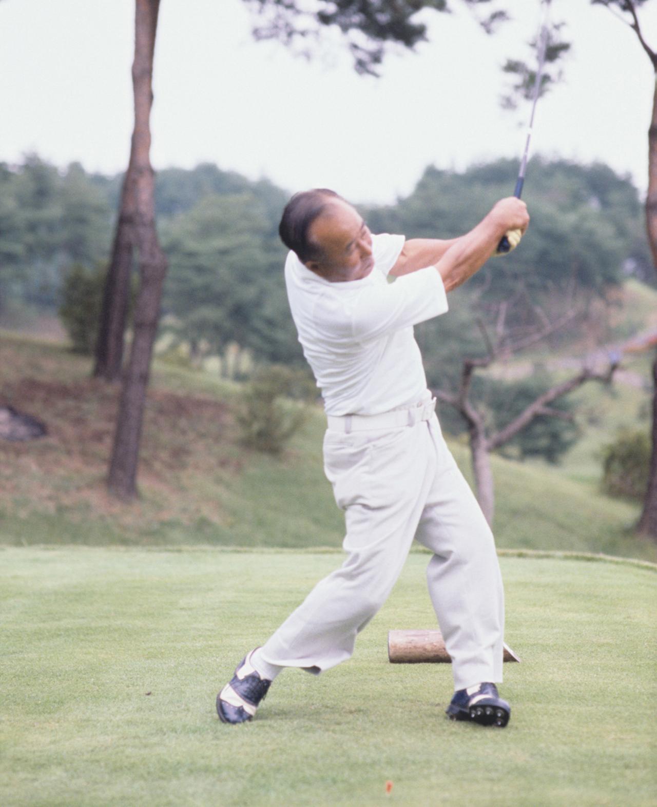 画像6: 【今日は何の日? ゴルフの日】60年前の昭和32年10月27日にカナダカップ優勝。霞ヶ関CC東コースでマークした日本チームのスコアは? 日本のタイガー中村寅吉