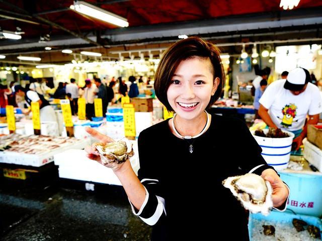 画像: 秋と言えば牡蛎!さっそく味見します