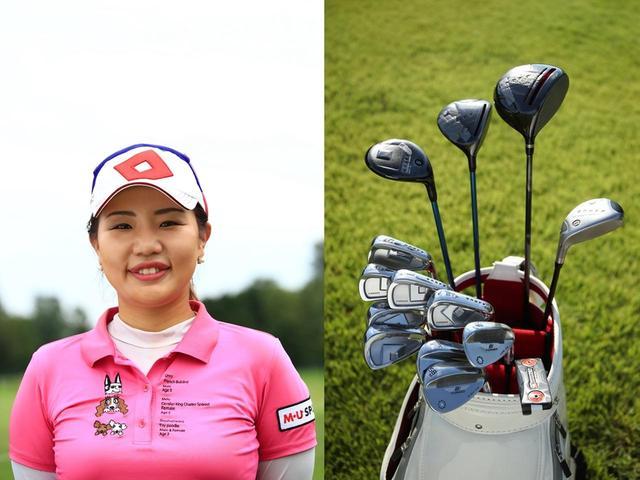画像: ファン・アルム/1987年生まれ、韓国・ソウル出身。今季は「大東建託・いい部屋ネットレディス」で9年 ぶり勝利。続く「NEC軽井沢72ゴルフトーナメント」でも優勝。現時点(10/25)の賞金ランクは6位
