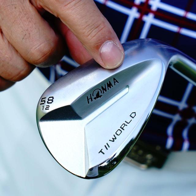 画像: ツアーワールドTW-W(本間ゴルフ) ヘッド:軟鉄鍛造 ロフト角:48度・50度・52度・56度・58度・60度