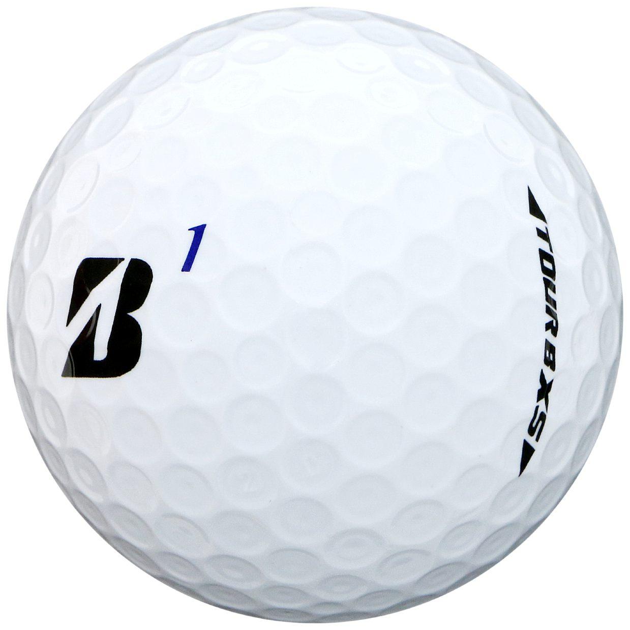 画像: 現在はブリヂストンゴルフ TOUR B XS