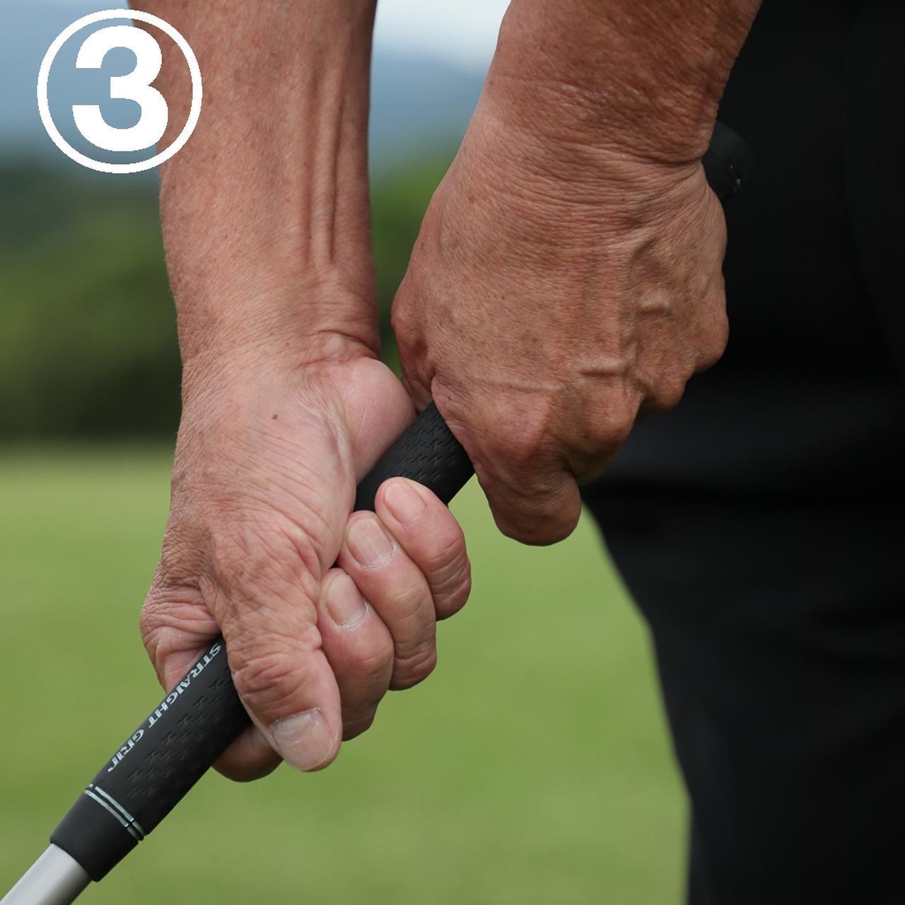 画像3: 右手が主役だから再現性が高い