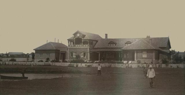 画像: アルゼンチン最古のゴルフコース「サンアンドレスゴルフクラブ」は1907年開場。当時の風景