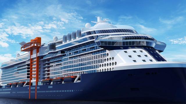 画像: 乗客定員 2918人/乗組員数 1320人/全長 306m/全幅 39m/総トン数 129500トン/巡航速度 22.0ノット セレブリティクルーズ社の一番船。船籍はマルタ、船のグレードはプレミアムクラス