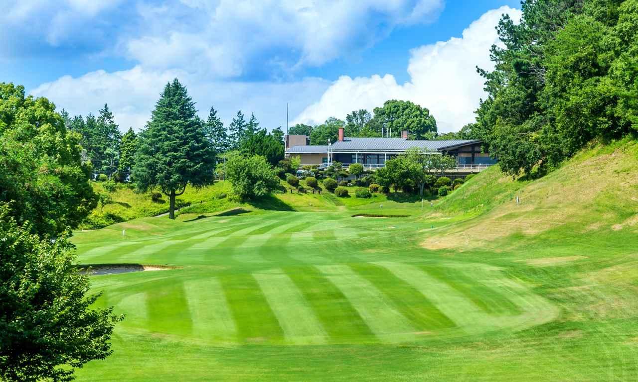 Images : 6番目の画像 - 高低差がある多彩な18ホール - ゴルフへ行こうWEB by ゴルフダイジェスト