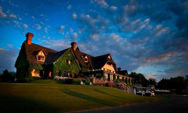 画像: 名門、ブエノスアイレスゴルフクラブのクラブハウスは英国マナーハウス調