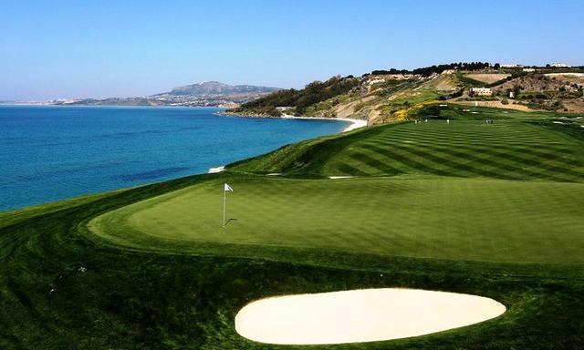 画像: 欧州ツアー開催コース、ベルドゥーラG&R。地中海沿いに広がるリゾートの中にある