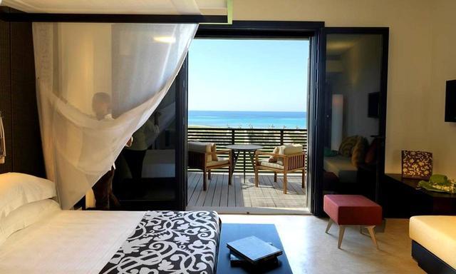 画像: 地中海ビューの部屋を用意