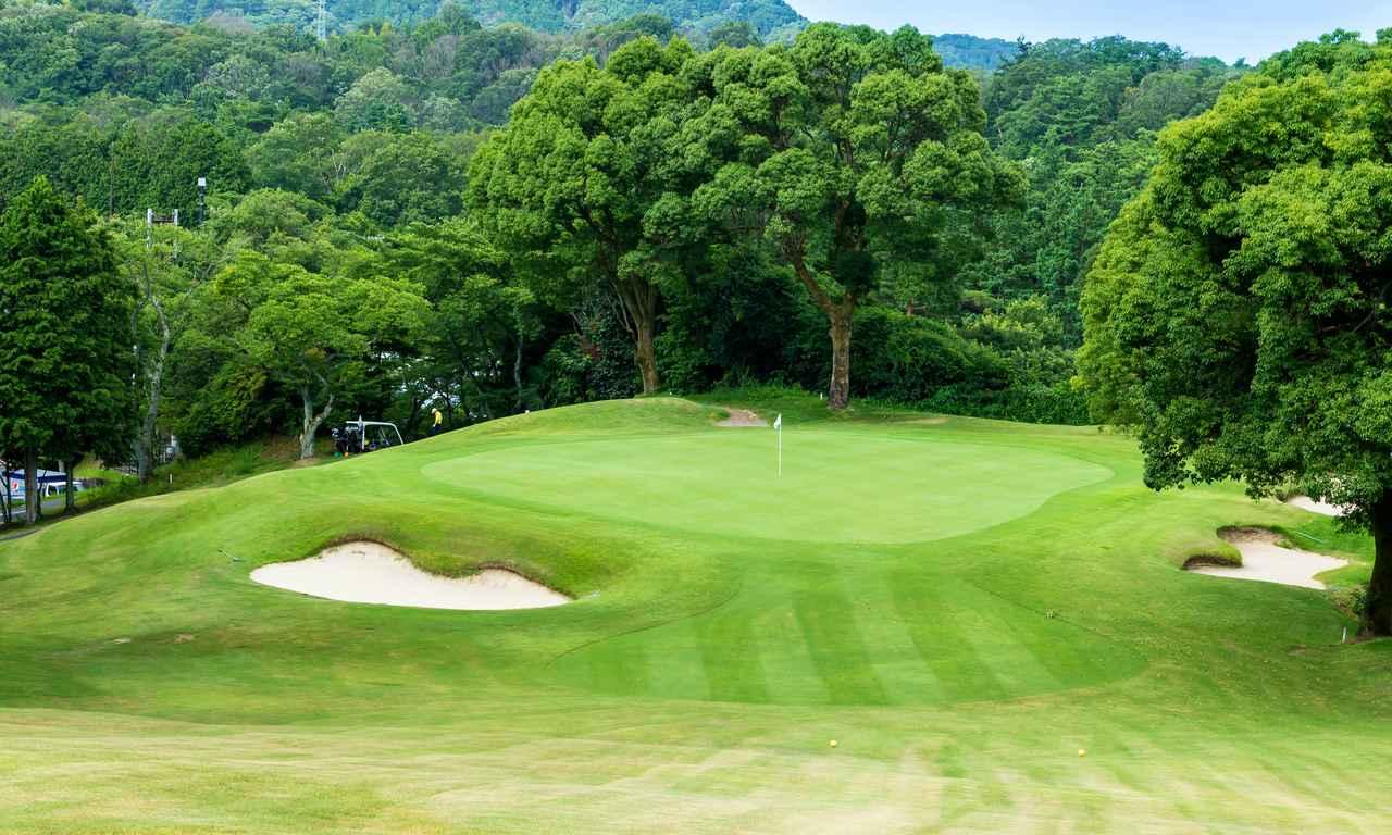 Images : 2番目の画像 - 高低差がある多彩な18ホール - ゴルフへ行こうWEB by ゴルフダイジェスト