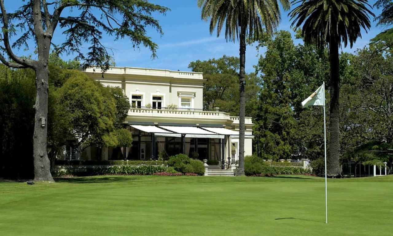 画像: サンエリセオゴルフ&カントリークラブ 地元の英雄、ロベルト・デ・ビセンゾが「私の夢のコース」と語った