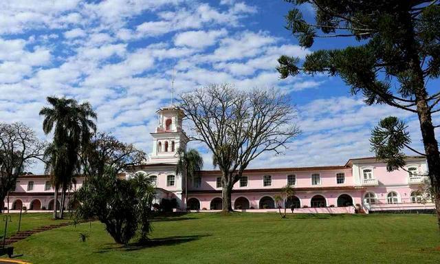 画像: イグアス唯一のラグジュアリーホテル、ダスカタラタホテル